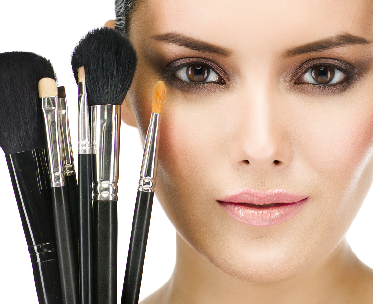 Of makeup brushes and their