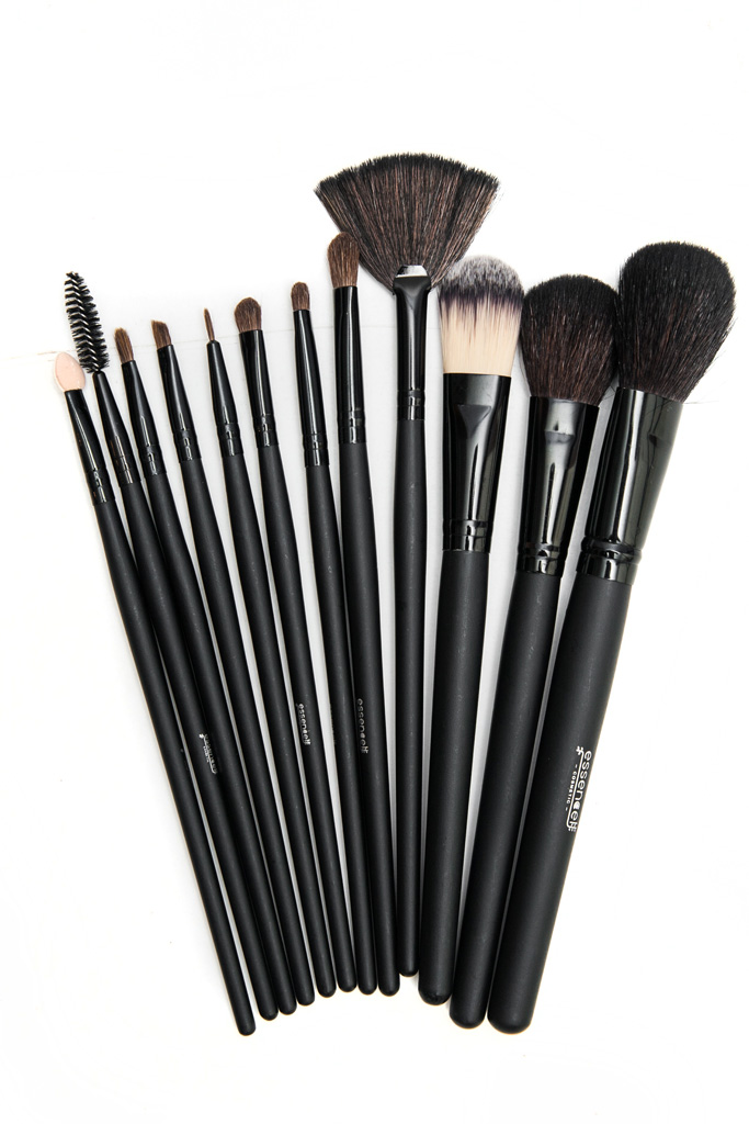 essencell makeup brush set